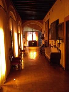 Shaded silence: the Palacio de la Palma